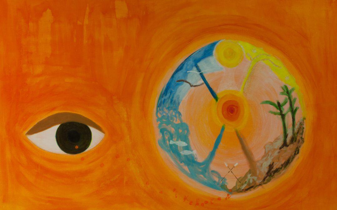 Paula's Universum; samenvallen met jeZelf.
